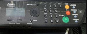 """Сброс ошибки """"не оригинальный картридж"""" в МФУ """"Kyocera-FS-1030MFP"""""""